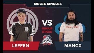 Leffen vs Mang0 - Melee Singles: Group C - Smash Summit 5