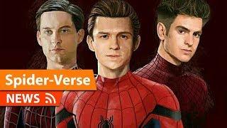 Tom Holland dodges MCU Spider-Verse Questions