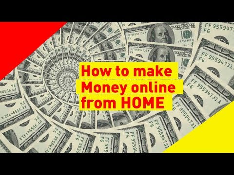 How to make money online (FAST) | Make money from home (Simple) |  Make a million dollars Today