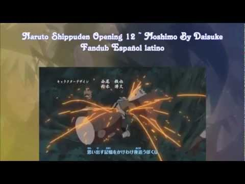 Naruto Shippuden Opening 12 Español Latino ~ Moshimo By Daisuke video