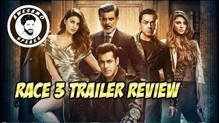 RACE 3 TRAILER REVIEW BY AWESAMO SPEAKS