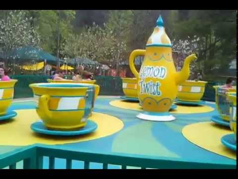 Vibbert Dollywood teacups