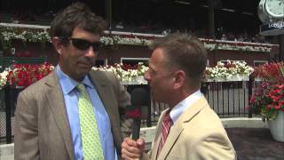 Post Race Interview - AP Smithwick with Jack Fisher