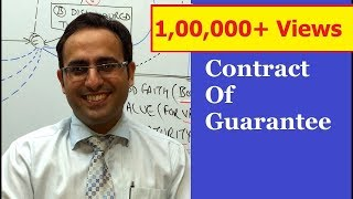 Contract of Guarantee  || Business Law Lectures for CA,CS,CMA