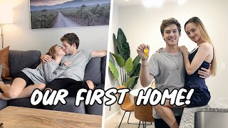 OUR NEW APARTMENT TOUR!!