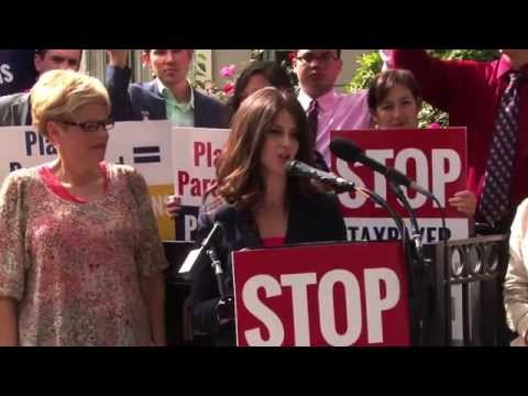 Planned Parenthood Exposed Press Conference, highlights video