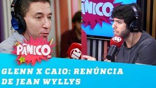 Glenn Greenwald e Caio Coppolla batem boca sobre renúncia de Jean Wyllys