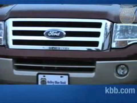 Ford Expedition Kelly Blue Book review