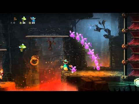 Rayman Legends - Demo E3 2012