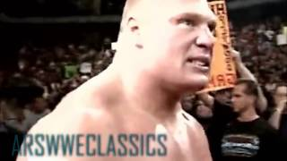 Brock Lesnar vs Jeff Hardy Backlash Full Match - WWE Academy