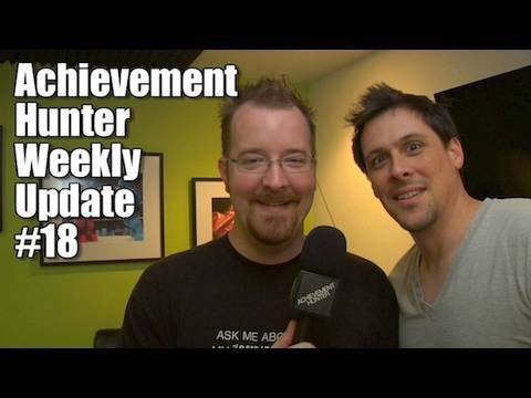 Achievement Hunter Weekly Update #18 (Week of June 28th, 2010)