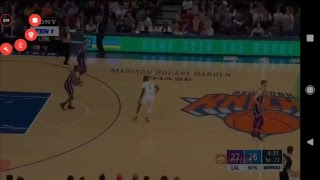 Lakers vs Knicks Live || subscribe