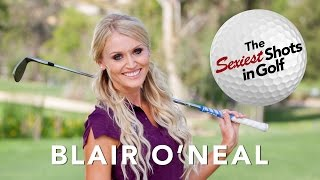 Cozy Up to Pro Golfer, Model, and Host of The Sexiest Shots in Golf, Blair O