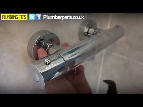 HOW TO CHANGE SHOWER VALVE - THERMOSTATIC - Plumbing Tips