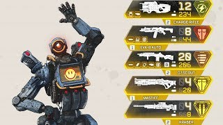 The Best Golden Gun Moments in Apex Legends