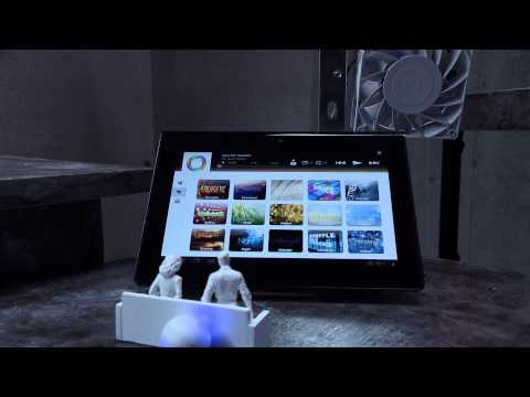 Sony Tablet - Two will (Full Story)