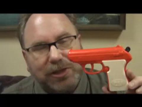 Fail Toy PEZ GUN Hilarious Epic Failure Review Mike Mozart @JeepersMedia
