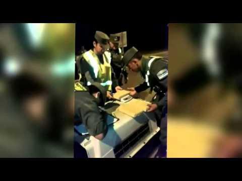 Gendarmería incautó 80 kilos de marihuana cerca de La Paz
