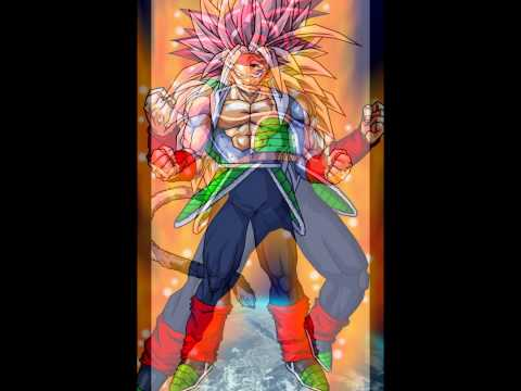 Todas las transformaciones de bardock,goku jr y gotenks adulto ssj 4
