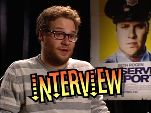 Seth Rogen Observe and Report Interview Scene-Stealers.com