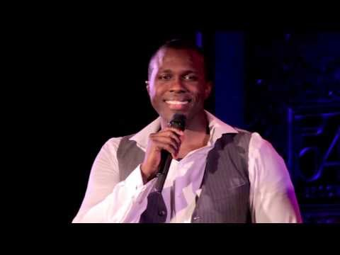 We kiss in a Shadow/ Without You (cover)- Joshua Henry & Mariand Torres (54 Below Show)