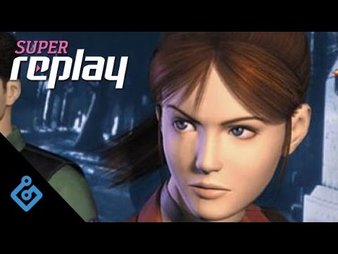 Super Replay - Resident Evil Code: Veronica Episode 4