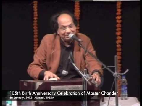 Tuhinje Shahar Mein Ayus Kismat Saan - Mahesh Chander