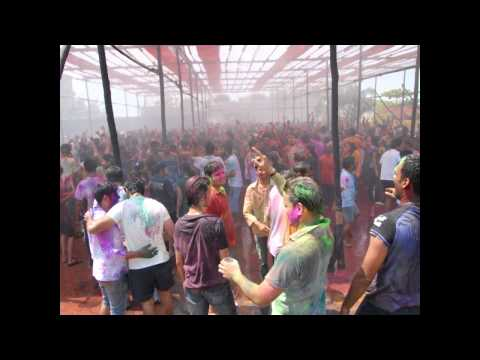 Holi Dawn to Dusk Pune @ Corinthians Club