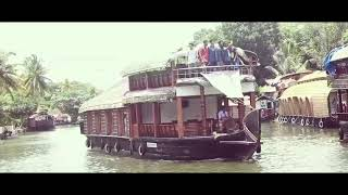 Alleppey houseboat shivani special video