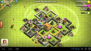 Clash of Clans Kristal Lige Yolculuk Bölüm 4 part 1