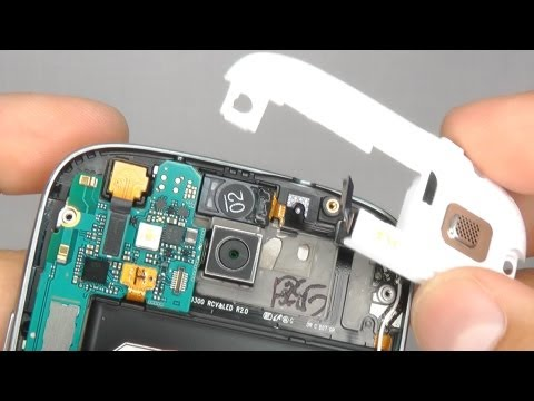 Samsung Galaxy S3 Disassembly &amp; Assembly - Drop Test Repair
