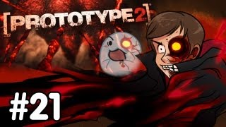 Prototype 2 - Walkthrough Part 21 (Xbox 360/PS3/PC HD Gameplay & Commentary)