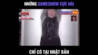"""Những game show """"hấp dẫn"""" của Nhật Bản"""