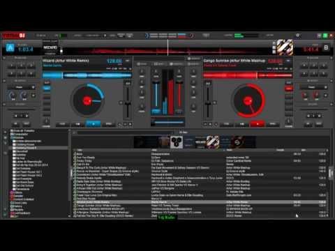 Virtual Dj 8 - Set Mix
