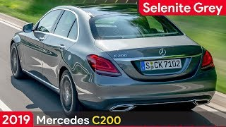 2019 Mercedes C200 ► New Engine, New Features