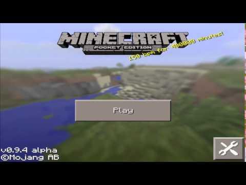 Minecraft PE 0.9.4 ¡MODS