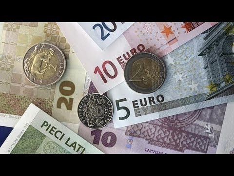 Latvia gets green light to join the euro