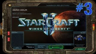 StarCraft II: Wings Of Liberty (Revisited) - Zero Hour - Brutal Difficulty