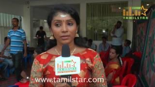Sindhu At Abhiyin  Rose Movie Launch