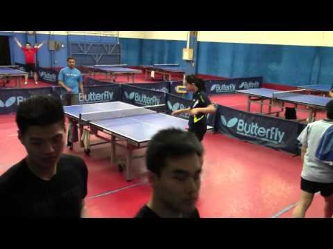 SPTTC Table Tennis League Live Stream 05/07/2016 Part 1