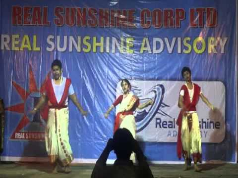 Mono Mor Meghero sangi dance by nritya bitan
