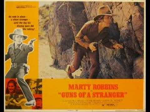 Marty Robbins - Ballad Of A Small Man