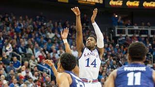 HIGHLIGHTS: Malik Newman Leads #9 Kansas Past Kansas State   Stadium