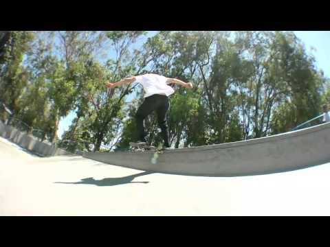 Small Wheels: Sammy Montano, Danny Garcia, James Craig, Ben Fisher, and Morgan Smith at Santa Ana
