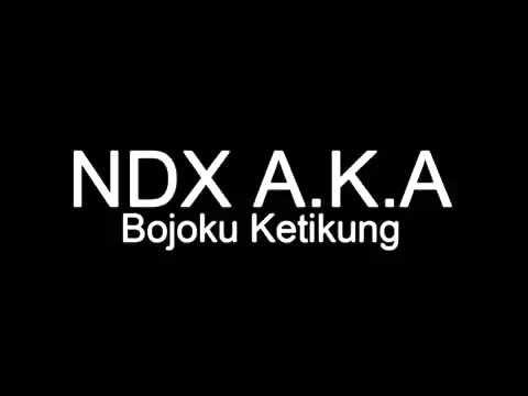 download lagu NDX AKA - Bojoku Ketikung Chord gratis