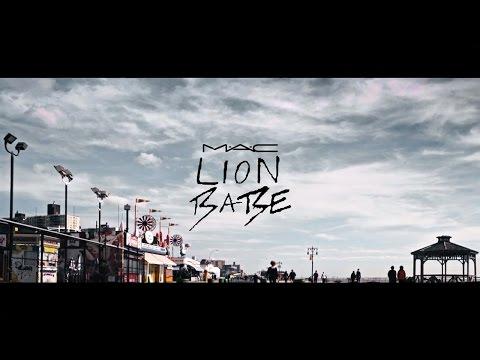 M·A·C Future Forward – Lion Babe
