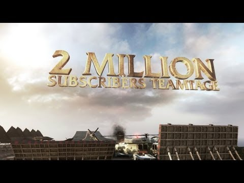 FaZe: 2 Million Subscribers Teamtage Trailer by FaZe SLP