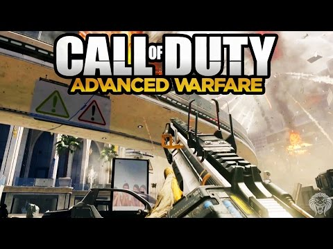 COD Advanced Warfare: MULTIPLAYER GAMEPLAY! Killstreaks, Collectors Edition, (Call of Duty AW)