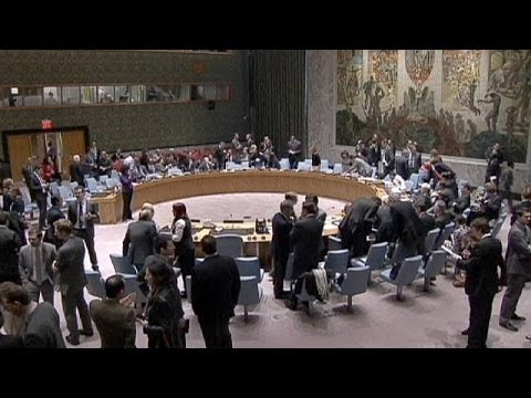 Russia goes it alone to veto UN resolution on Crimea vote