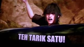Funny Malaysian Themes in Final Fantasy 15